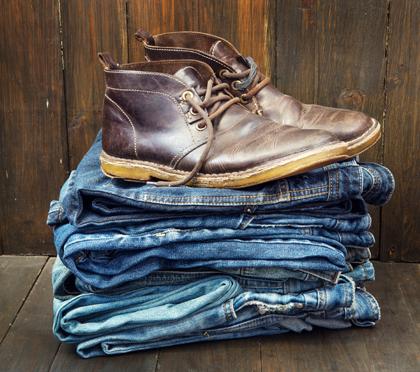 ¿Cómo reutilizar la ropa?
