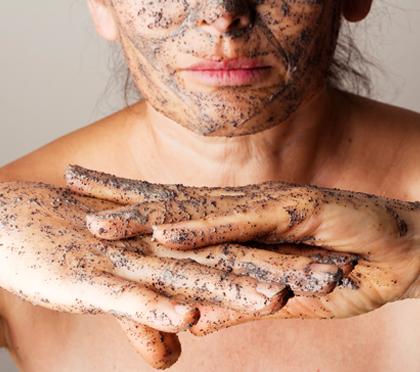 Exfoliantes de piel