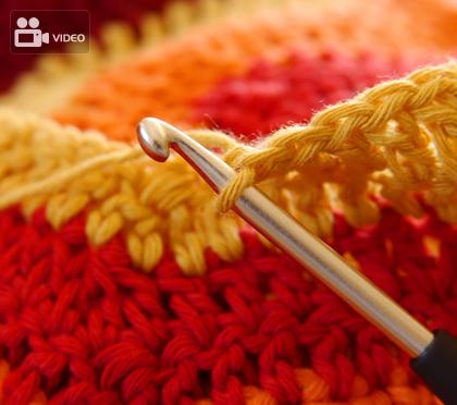 ¿Cómo tejer con crochet?