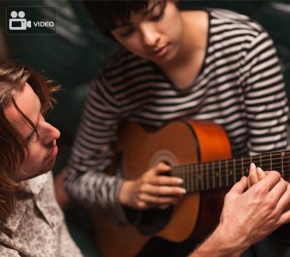 Guitarra para principiantes